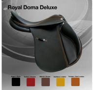 Zaldi Royal Doma deluxe dressage saddle